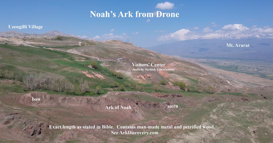 Noah's Ark Overview